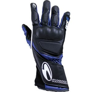RICHA WSS SUMMER GLOVE BLACK BLUE