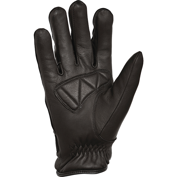 6621-081_brook_bk_b-1-3-600-RICHA BROOKLYN CLASSIC STYLE SUMMER GLOVE BLACK