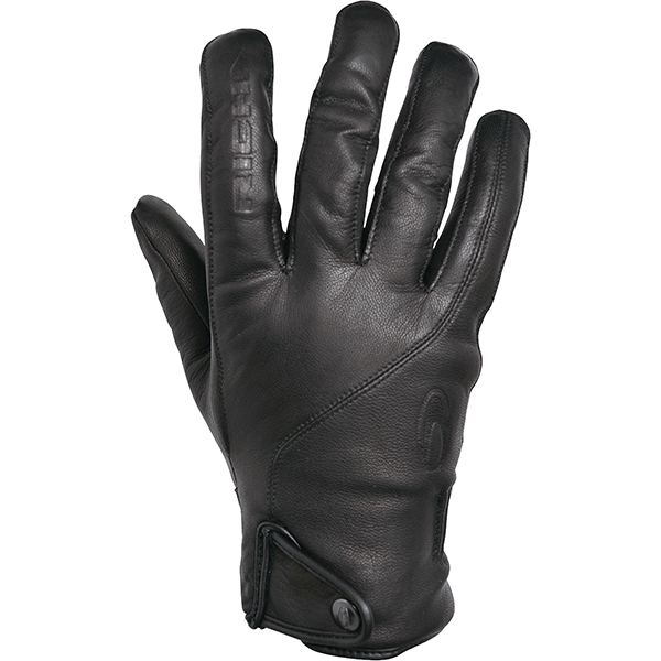 6633-081_brook_bk-1-3-600-RICHA BROOKLYN CLASSIC STYLE SUMMER GLOVE BLACK