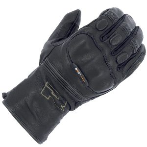 RICHA ATLANTIC URBAN GORETEX MID SEASON GLOVE BLACK