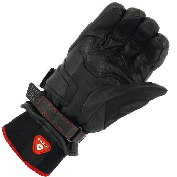 GHENT 2-RICHA GHENT GORETEX GTX MID SEASON GLOVES BLACK