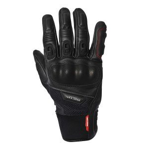 RICHA BLAST BLACK SUMMER GLOVE