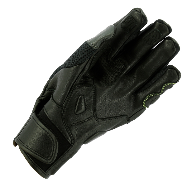 blast yel 2-RICHA BLAST BLACK SUMMER GLOVE