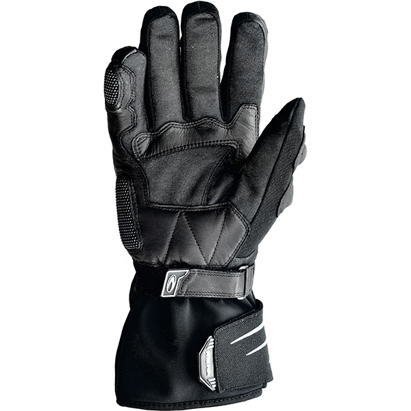 cold protect blk 1-RICHA COLD PROTECT GTX GORETEX WINTER GLOVE BLACK