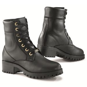 TCX SMOKE LADY BOOTS WATERPROOF BLACK