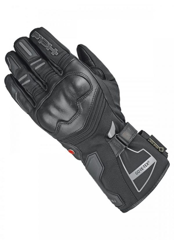 10_00288800001-HELD RAIN CLOUD II GORETEX GLOVES MID SEASON BLACK
