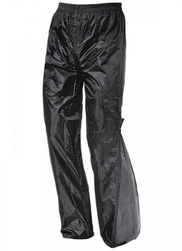 10_00655700001-HELD AQUA WATER PROOF OVER TROUSERS BLACK STANDARD LEG