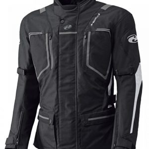 HELD ZORRO TEXTILE JACKET BLACK WHITE