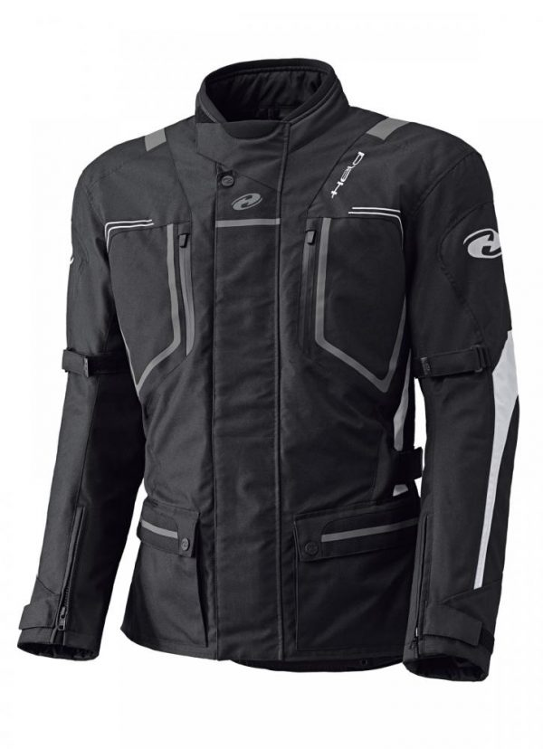 10_00662700014-HELD ZORRO TEXTILE JACKET BLACK WHITE