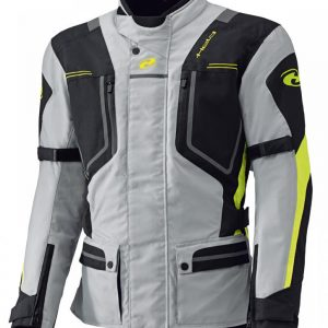 HELD ZORRO TEXTILE JACKET GREY FLURO