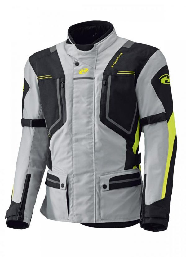 10_00662700025-HELD ZORRO TEXTILE JACKET BLACK WHITE