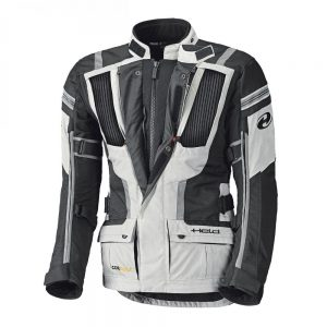HELD HAKUNA II TEXTILE JACKET GREY BLACK