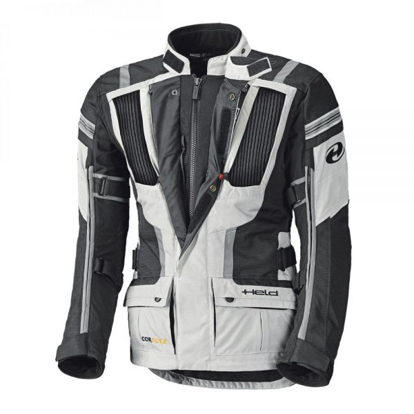 10_00672100068-HELD HAKUNA II TEXTILE JACKET GREY BLACK