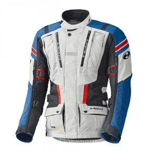 HELD HAKUNA II TEXTILE JACKET GREY BLUE