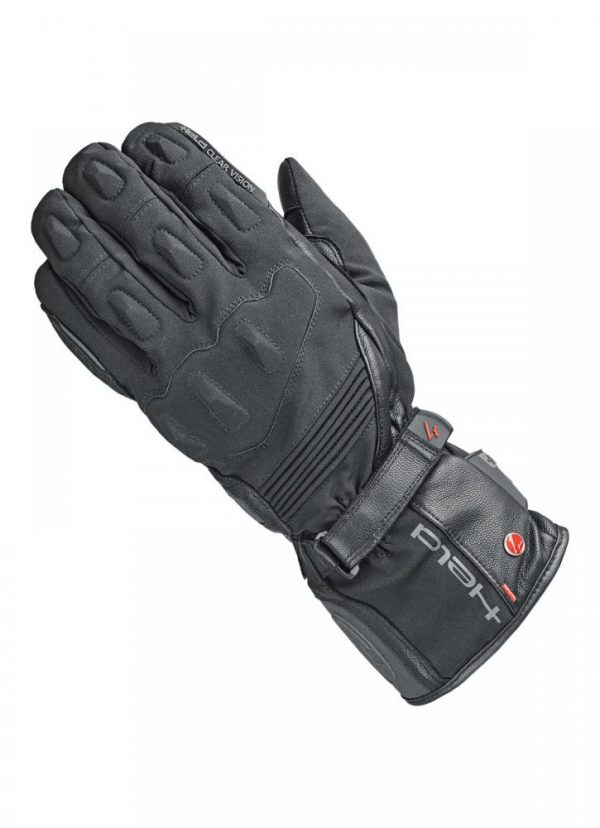 10_02195500001-HELD SATU 2 IN 1 GORETEX MID SEASON GLOVES BLACK