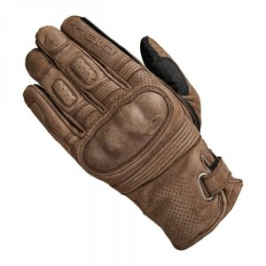 HELD BURT SUMMER GLOVES BROWN
