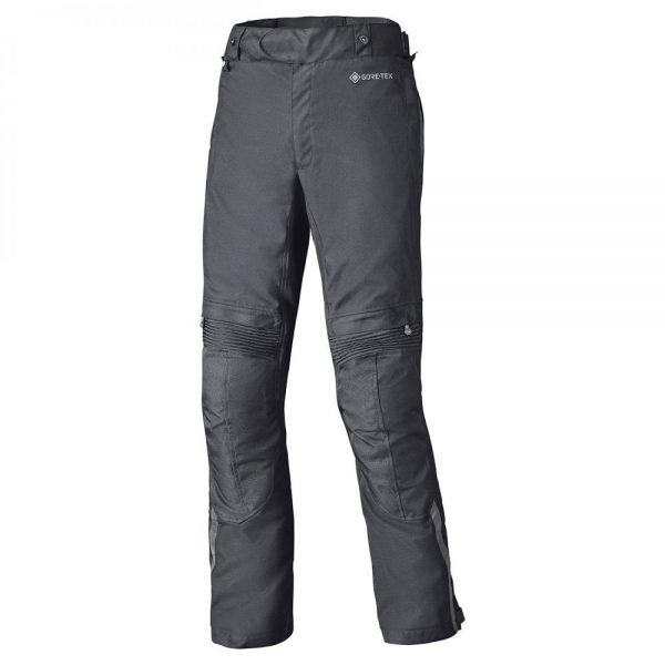 10_06206000001-HELD ARESE ST GORETEX TEXTILE TROUSERS BLACK STANDARD LEG