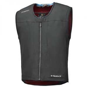 HELD E-VEST IN-MOTION ELECTRONICALLY ACTIVATED AIRVEST SYSTEM