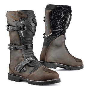 TCX DRIFTER BOOTS WATERPROOF BROWN