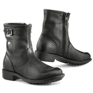 TCX BIKER LADY BOOTS WATERPROOF BLACK