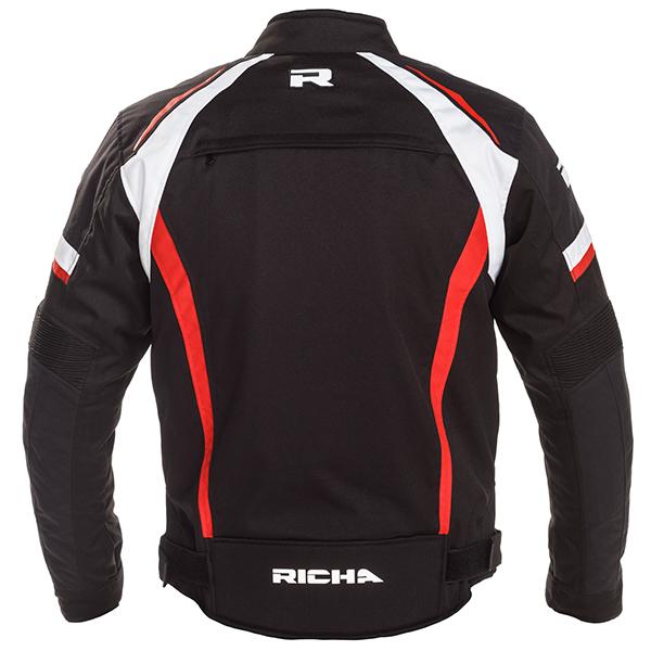 15863-082_falc2_br_b-1-3-600-RICHA FALCON 2 TEXTILE JACKET BLACK