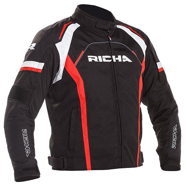 15864-082_falc2_br_a-1-3-600-RICHA FALCON 2 TEXTILE JACKET BLACK