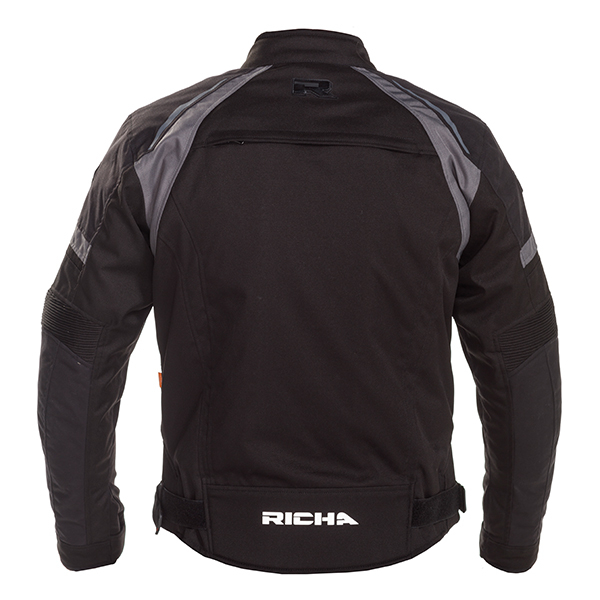 15865-082_falc2_bk_b-1-3-600-RICHA FALCON 2 TEXTILE JACKET BLACK