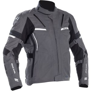 RICHA ARC PRO GORETEX TEXTILE JACKET GREY
