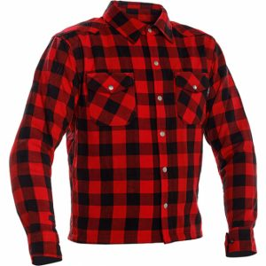 RICHA LUMBER SHIRT URBAN RED