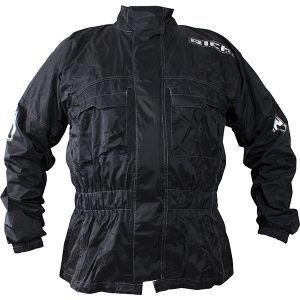 RICHA RAIN WARRIOR WATERPROOF OVER JACKET BLACK