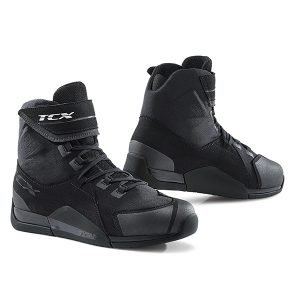 TCX DISTRICT BOOTS WATERPROOF BLACK
