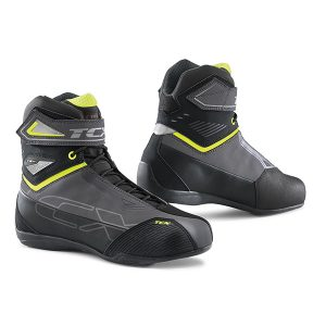 TCX RUSH 2 BOOTS WATERPROOF GREY YELLOW