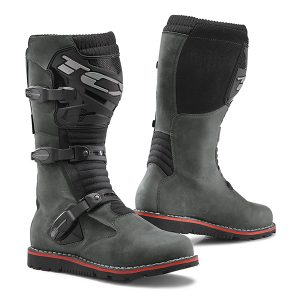TCX TERRAIN 3 BOOTS WATERPROOF GREY