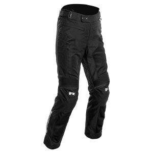 RICHA AIRVENT EVO 2 TEXTILE TROUSERS BLACK STANDARD LEG