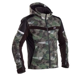 RICHA STEALTH URBAN HOODIE JACKET GREEN CAMO