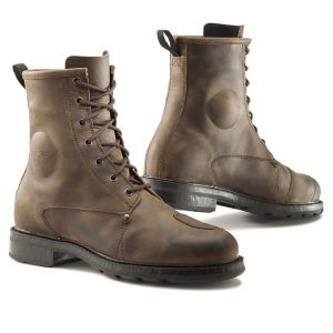 TCX X BLEND BOOTS WATERPROOF BROWN