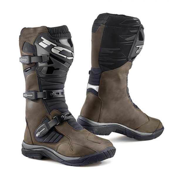 9920W-MARR_01-TCX BAJA BOOTS WATERPROOF BROWN