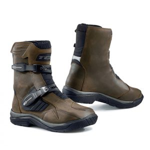 TCX MID BAJA BOOTS WATERPROOF BROWN