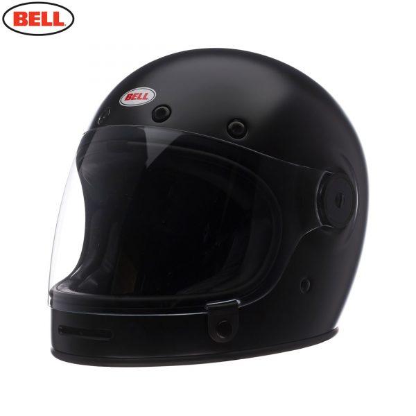 BULLITT_SOLID_MATTE_BLACK_1__98688.jpg-Bell 2021 Cruiser Bullitt DLX Helmet (Solid Matte Black)