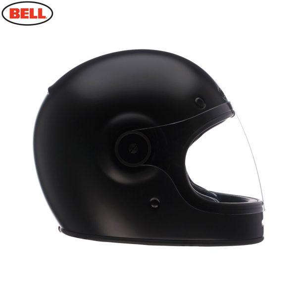 BULLITT_SOLID_MATTE_BLACK_3__32331.jpg-Bell 2021 Cruiser Bullitt DLX Helmet (Solid Matte Black)