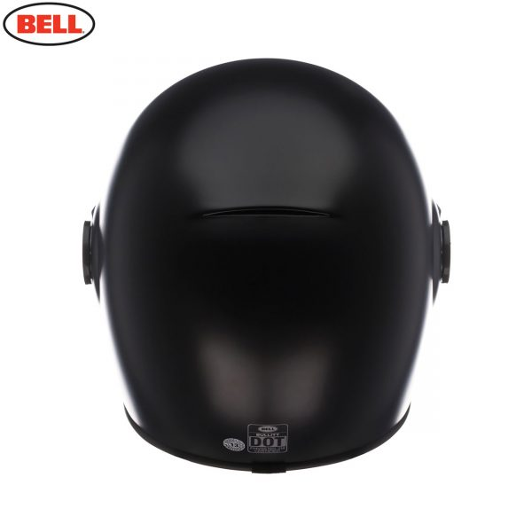 BULLITT_SOLID_MATTE_BLACK_5__24509.jpg-Bell 2021 Cruiser Bullitt DLX Helmet (Solid Matte Black)
