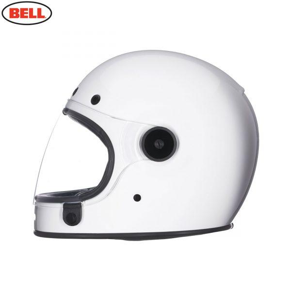 BULLITT_SOLID_WHITE_2__37510.jpg-Bell 2021 Cruiser Bullitt DLX Adult Helmet (Gloss White)