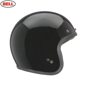BELL CRUISER CUSTOM 500 BLANK GLOSS BLACK STD