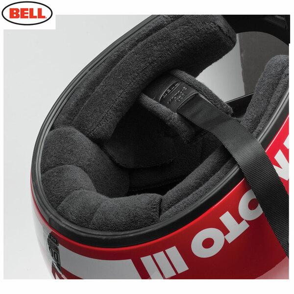 Moto-3_Classic_Red_Interior__07532.1476183193.jpg-Bell 2021 Cruiser Moto 3 Adult Helmet (Classic White)