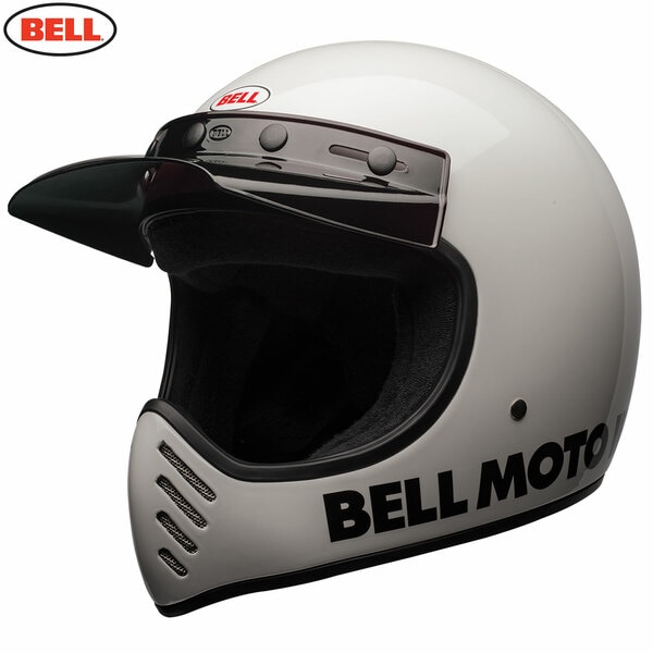 Moto-3_Classic_White_1__13985.1476183193.jpg-Bell 2021 Cruiser Moto 3 Adult Helmet (Classic White)