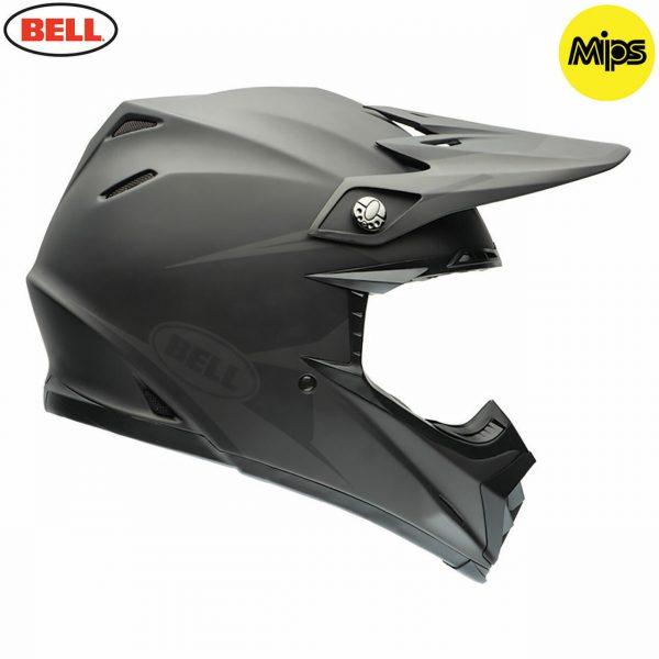 Moto-9-Matte-Black-Intake_MIPS__22157.1505918655.jpg-Bell MX 2021 Moto-9 Mips Adult Helmet (Matte Black)