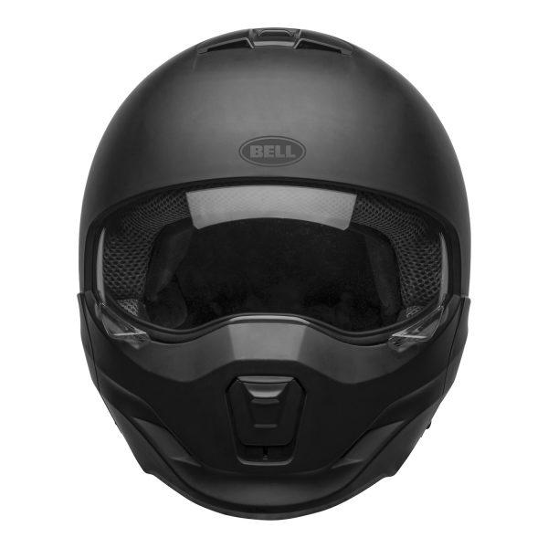 bell-broozer-street-helmet-matte-black-front-clear-shield__36465.jpg-BELL BROOZER SOLID MATT BLACK