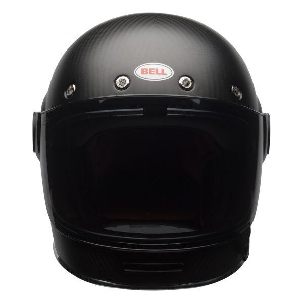 bell-bullitt-carbon-culture-helmet-matte-carbon-front-BELL BULLITT CARBON MATT BLACK