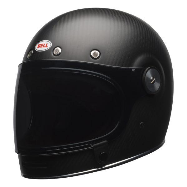 bell-bullitt-carbon-culture-helmet-matte-carbon-front-left-BELL BULLITT CARBON MATT BLACK