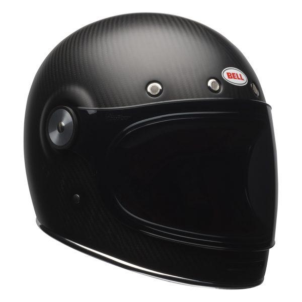 bell-bullitt-carbon-culture-helmet-matte-carbon-front-right-BELL BULLITT CARBON MATT BLACK